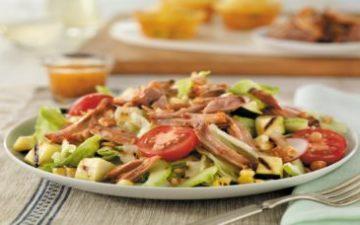 Pulled-pork-salad